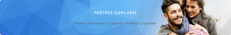 Prótesis Capilares