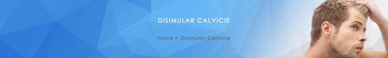 Disimular Calvicie
