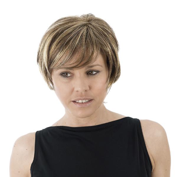 Gemma - Peluca Fibra Monofilamento