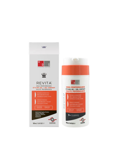 REVITA STYLING GEL 100ML.