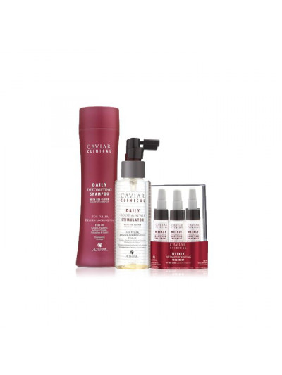 Alterna Caviar Clinical Kit