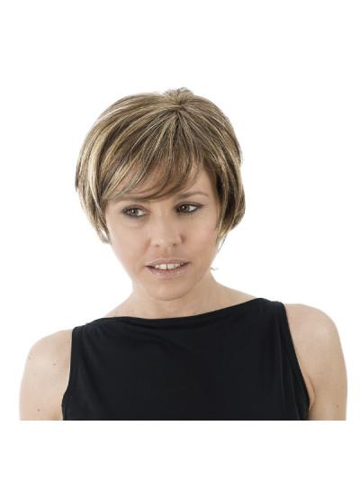 Gemma - Peruca Fibra Monofilamento