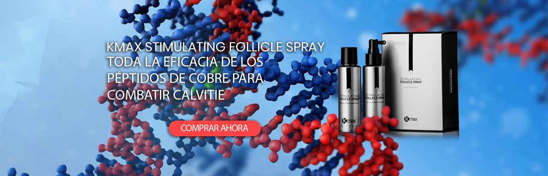 Kmax stimulating follice spray